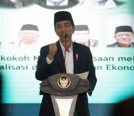 Buka Munas Alim Ulama NU, Jokowi: Saya Tunggu Rekomendasi Munas