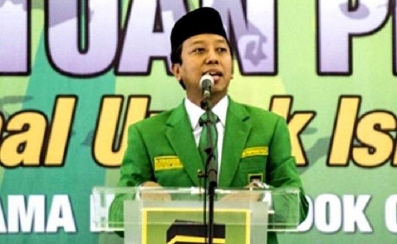 Ketua Ppp Photo: Romahurmuziy Optimistis PPP Jadi Pemenang Di NTB