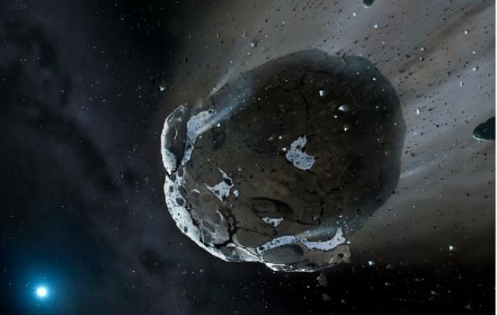 Massive 3-mile wide Christmas asteroid to practically GRAZE Earth next month