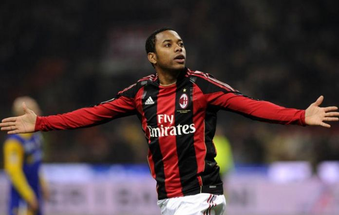 Robinho given prison sentence in Italy for 2013 sexual assault