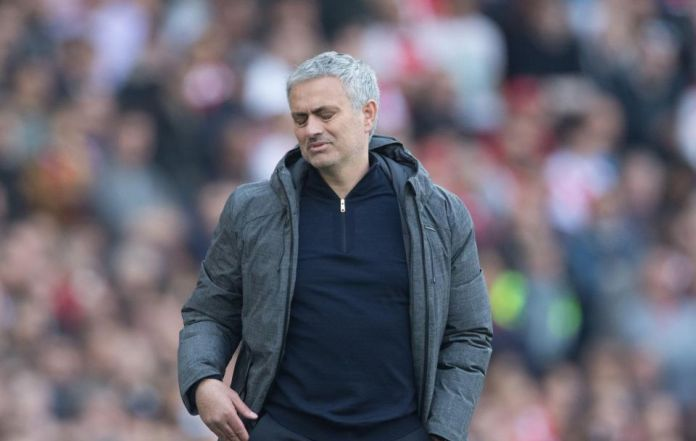 Jose Mourinho Criticizes His Team's Lack Of Creativity