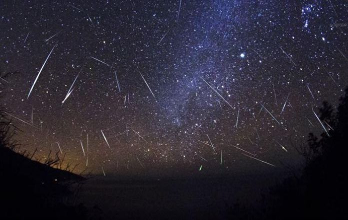 Watch The Skies For Geminid Meteor Shower Tonight
