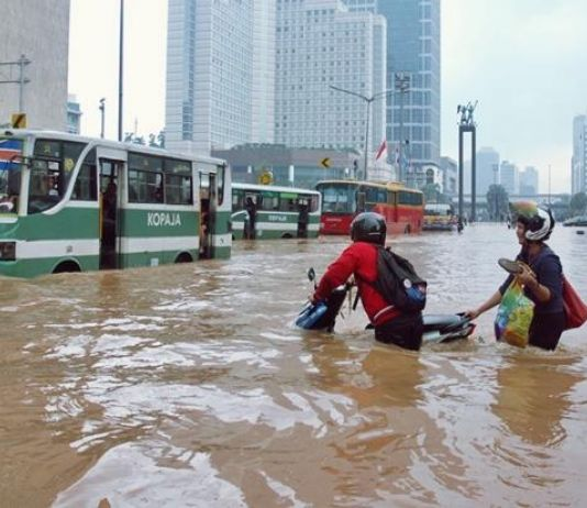BNPB: Siapapun yang Jadi Gubernur DKI Jakarta Akan Sulit Menuntaskan Banjir