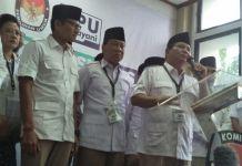 Hari Ini Prabowo Umumkan Calon yang Diusung Gerindra di Pilgub Jateng 2018