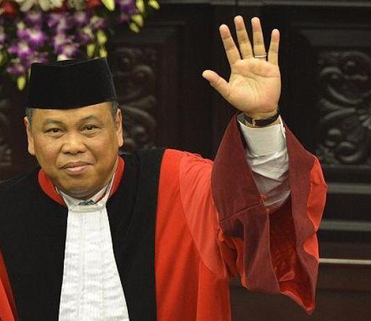 MK Kabulkan Pencabutan Permohonan Uji Materi Hak Angket