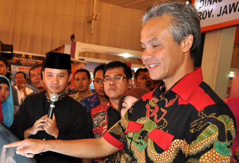 Ganjar Masih Cagub Terkuat Di Jateng, PDIP Masih Tunggu