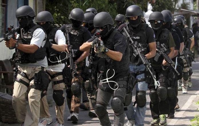 Densus  Arrests Indonesian Citizen Suspected Of Distributing Terrorists To Philippines