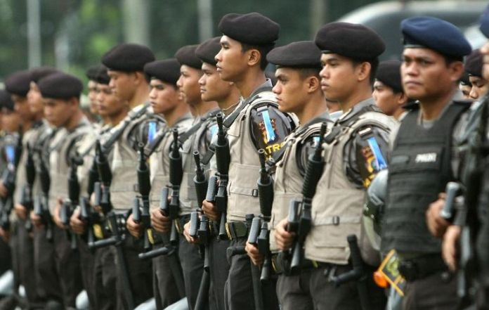 ahead of simultaneous pilkada police money politic task force ready