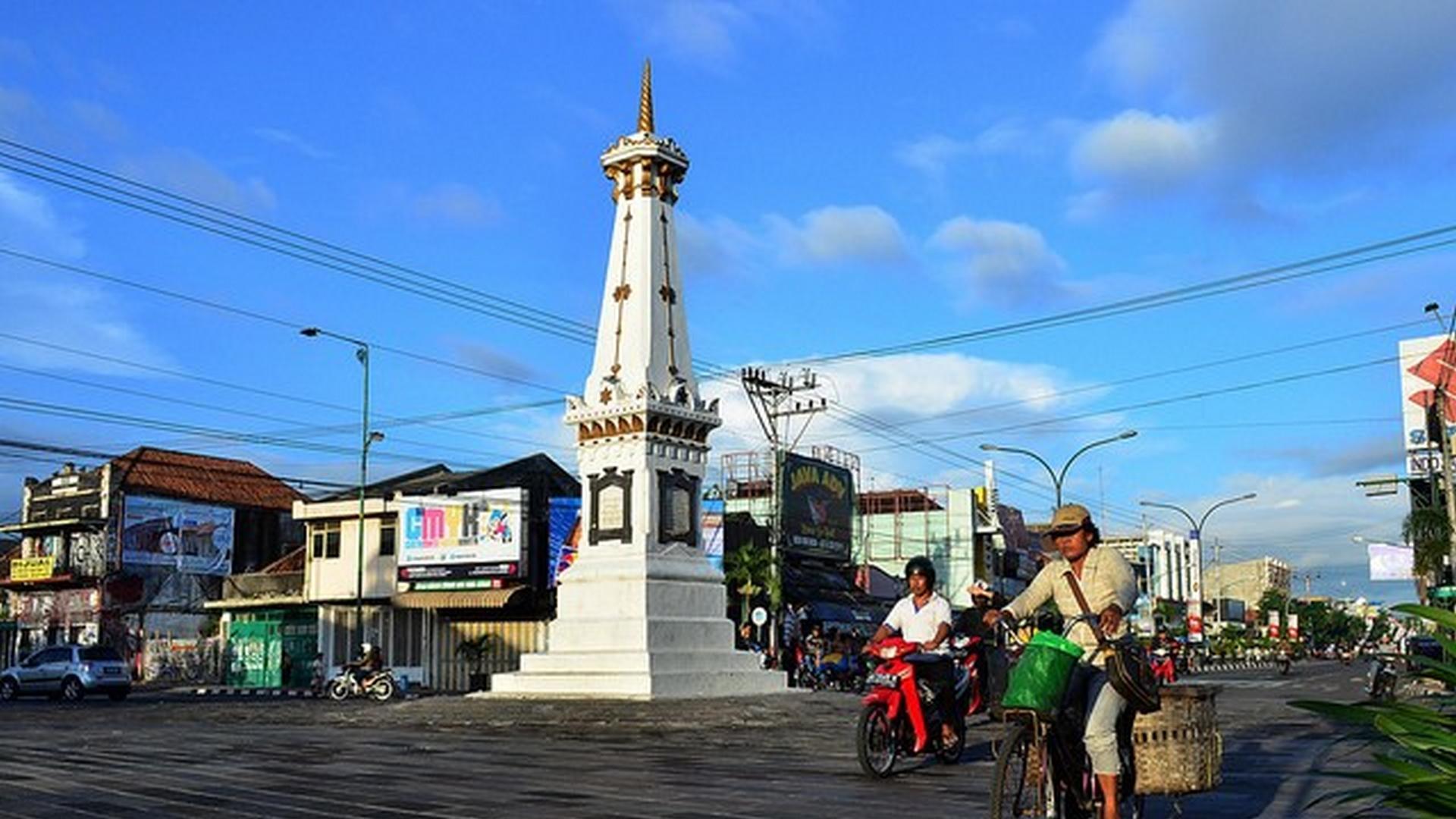 Foto Wisata Daerah Jogja