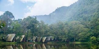 Telaga Warna dan Mitos Dua Ikan Purba di Puncak, Bogor (2)