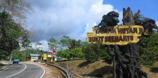 Kisah Misteri Hantu Romusha di Bukit Soeharto, Samarinda