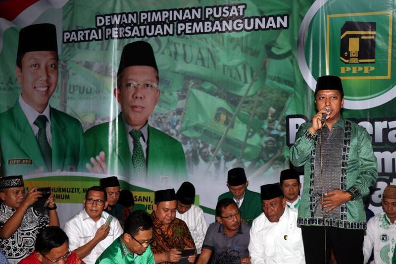 Ketua Umum PPP Wallpaper: Romahurmuziy: PPP Siap Lahir Batin Hadapi Verifikasi Faktual