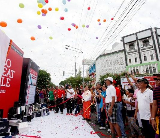 Solo Great Sale 2018, Manjakan Wisatawan dengan Diskon Hingga 80 Persen