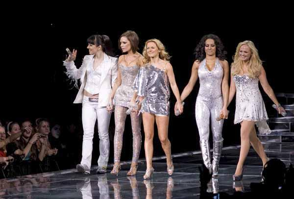 Murni Bisnis, Spice Girls Siap Guncang Panggung Hiburan Lagi
