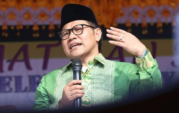 Running As Vice Presidential Candidate Muhaimin Iskandar Asks Blessing From Buya Syafii Maarif
