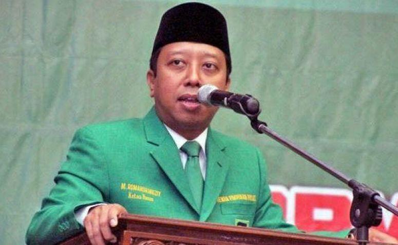 Muhammad Romahurmuziy News: Pengamat Sebut Romahurmuziy Diisyaratkan Jadi Pendamping