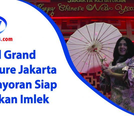 Hotel Grand Mercure Jakarta Kemayoran Siap Rayakan Imlek