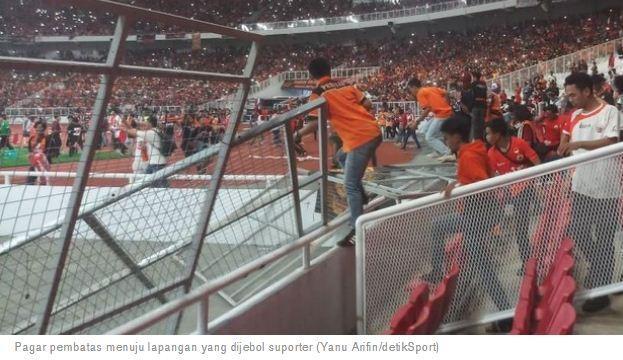 Stadion GBK Dirusak, Sri Mulyani dan Basuki Geram! Begini Reaksi Keras 2 Menteri Jokowi ini