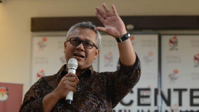 250 Ketua Kpu Ri Arief Budiman Golkar Dukung Prabowo Sandi