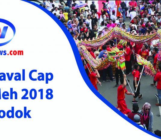 Karnaval Cap Go Meh 2018 di Glodok