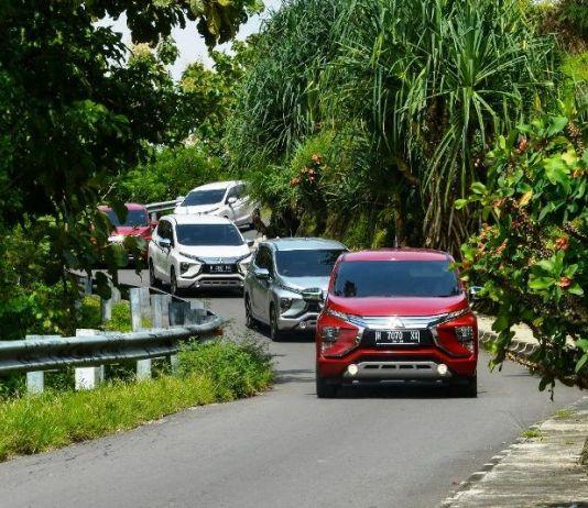Mitsubishi Xpander Laris, MMKSI Naikkan Target Penjualan