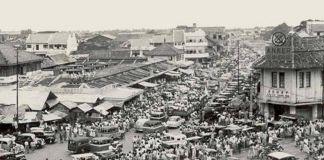 Adakah Pasar Selasa, Pasar Kamis, dan Pasar Sabtu di Jakarta?