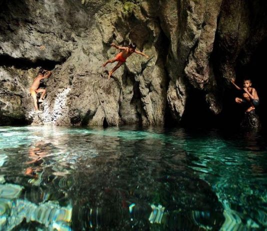 Yuk Intip Keindahan Pariwisata Maluku Tenggara, Wow Perairannya Masih Perawan