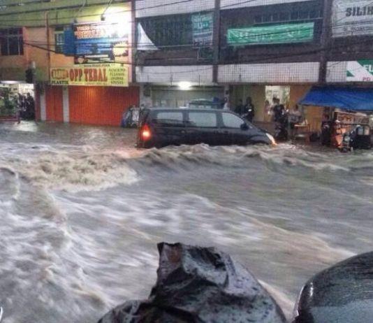 Ini Penyebab Banjir Bandang Bandung