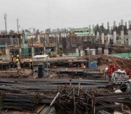 Polisi Sebut Dua Pekerja yang Kurang Cermat di Proyek Rusun Pasar Rumput