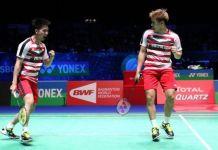 Usai All England, Kevin/Marcus Target Medali Emas Asian Games