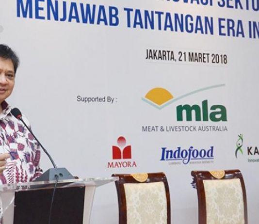 Sektor Mamin Jadi Percontohan Implementasi Teknologi Industry 4.0