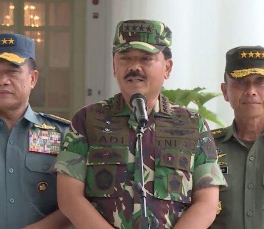 Mengkhawatirkan, Panglima TNI Akui Ada Upaya Memecah Belah Bangsa