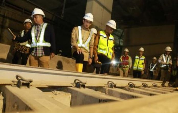 Sandiaga Mrt Project Phase Two Soon To Be Built When Mrt Phase One