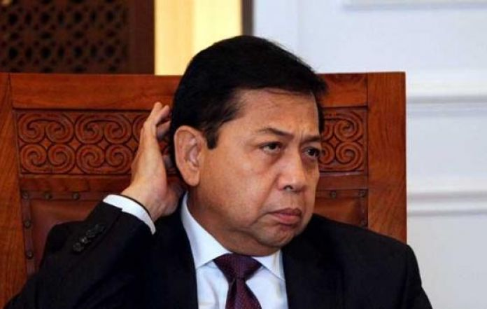 Golkar Party Supports Setya Novanto In Revealing Actors Of E Id Card Corruption Case