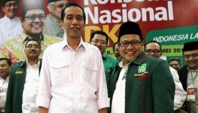 Cak Imin: Insya Allah, Kunci Kemenangan Pak Jokowi Ada Di