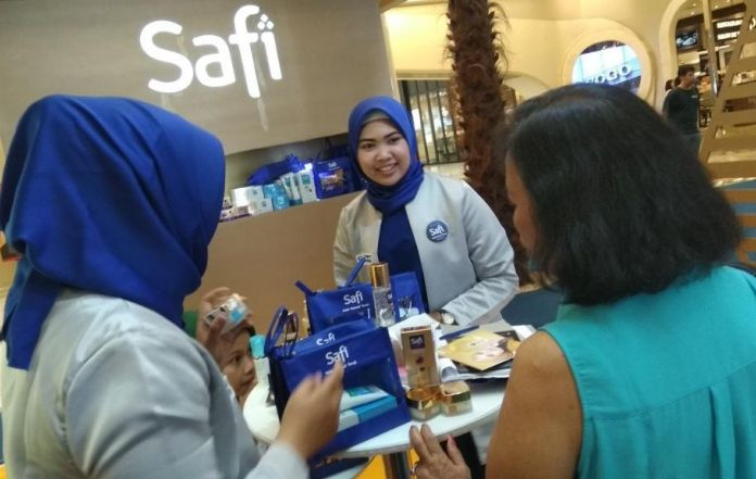 Indonesia: Here is Superiority of Safi, New Halal Beauty Products in Indonesia