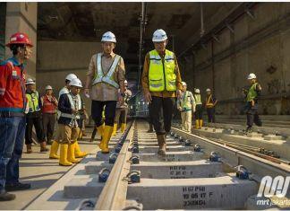 Jakarta Mrt Construction Boosts Investors Interest In Developing