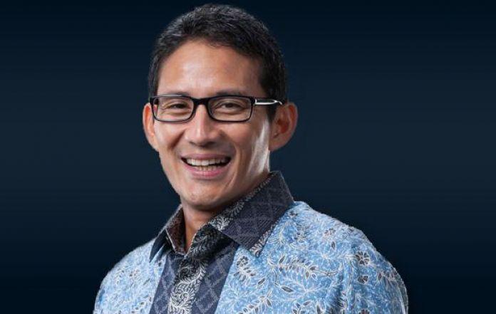 448 Wakil Gubernur Dki Jakarta Sandiaga Uno