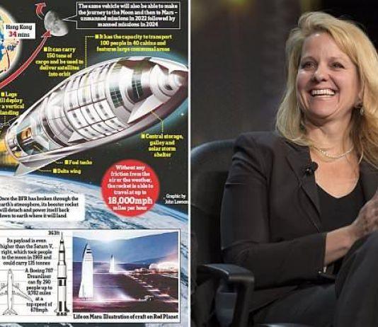 Roket Ini Diklaim Mampu Keliling Bumi Dalam Waktu 60 Menit