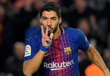 Barcelona Raih Piala Raja, Suarez Masih Kecewa