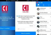 Callind, Aplikasi Pesan Mirip WhatsApp dengan Rasa Lokal