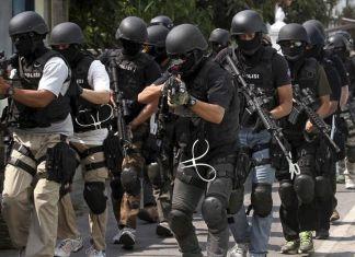 The Densus  Counterterrorism Team Special