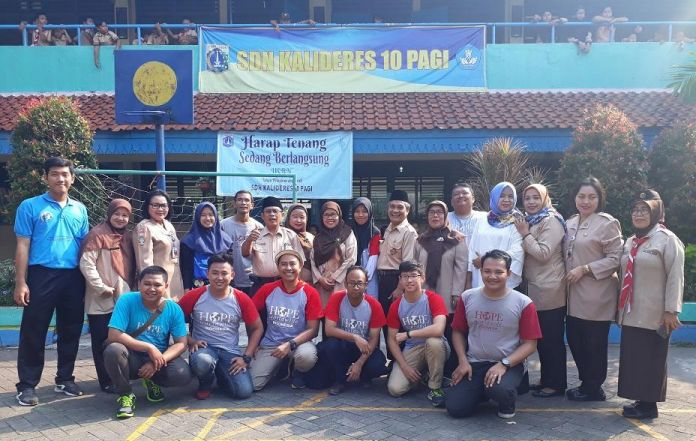 HOPE Worldwide Indonesia Teaches Teamwork to Combat Moral ...