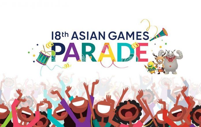 Asian Games Parade