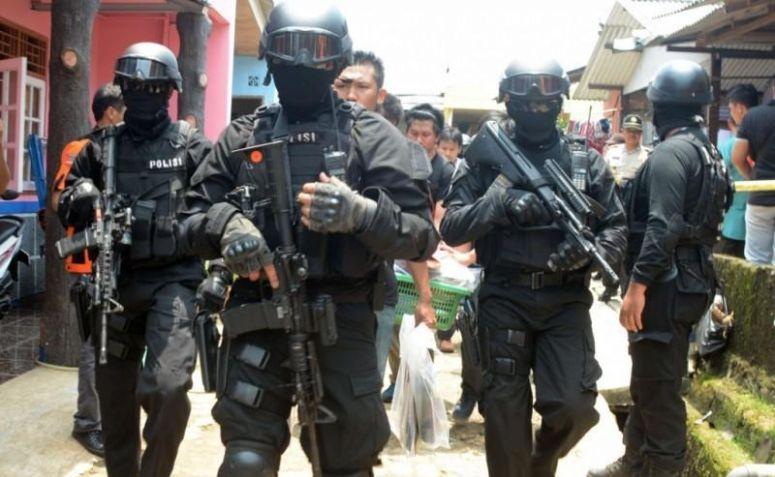 Densus 88 Kembali Tangkap Seorang Terduga Teroris di Kaltim