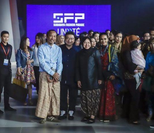 Parade Fesyen di Surabaya, Mirip New York Kemasannya