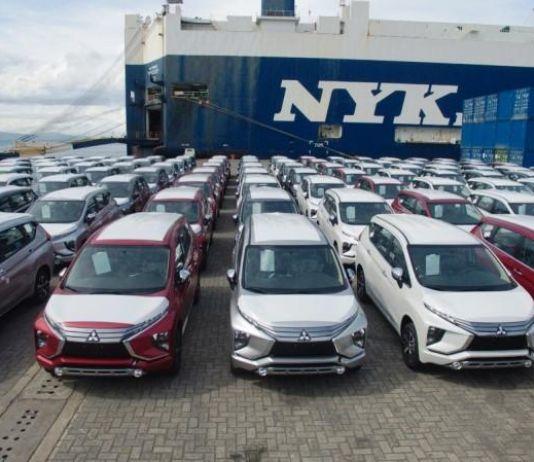 Gelombang Pertama Pengiriman All New Mitsubishi Xpander di Filipina