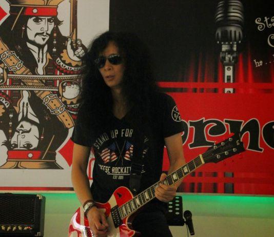 Merasa Dirugikan Mantan Gitaris Boomerang Laporkan Media ke Bareskrim