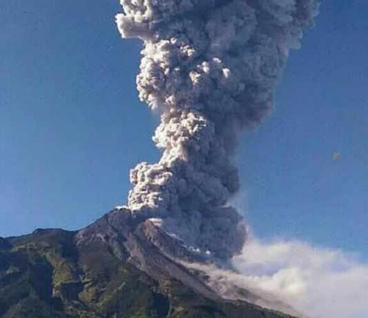 Rencana Kontinjensi Hadapi Letusan Gunung Merapi Diaktivasi