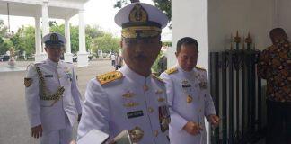 Ini Dia Profil KSAL Baru Laksamana Siwi Sukma Adji